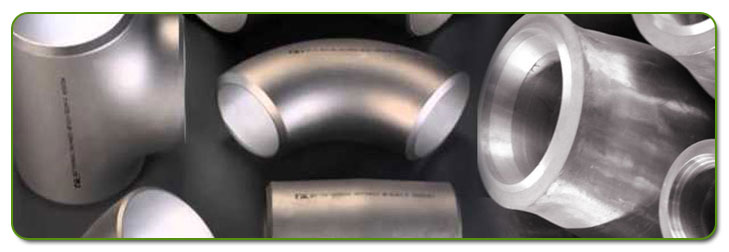 254 SMO Pipe Fittings Stock At Our Factory