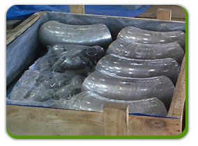 Alloy Steel Pipe Fittings Packaging