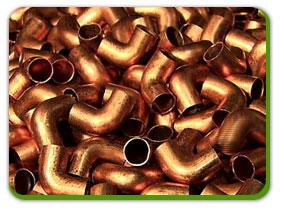 Copper Nickel Pipe Fittings