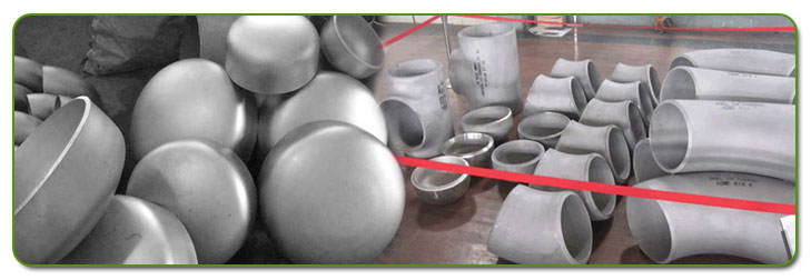 Hastelloy C22 / C276 Pipe Fittings Stock At Our Factory