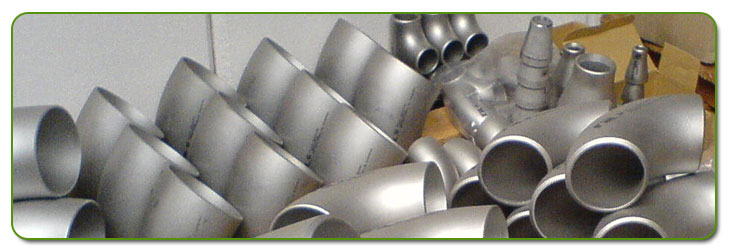 Stainless Steel 304 / 304L Pipe Fittings Stock At Our Factory