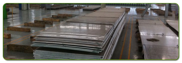 Stainless Steel 321 Plate Stock At Our Factory