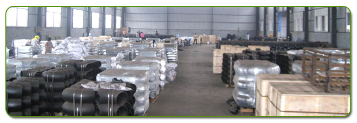 Stainless Steel Pipe Fittings Stock At Our Factory