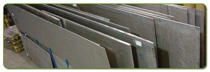 Titanium Plate Stock At Our Factory