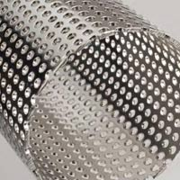 316 Stainless Steel Perforated Sheet