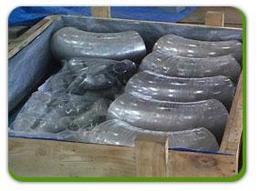 Alloy Steel Pipe Fittings Packaging