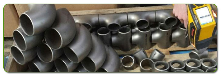 Alloy Steel Pipe Fittings Stock At Our Factory
