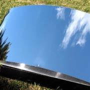 Aluminium Polished Plate