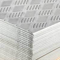 ASTM B209 Aluminium Chequered Plates