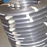flat spring steel coil
