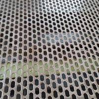 Slot Hole Perforated Sheet