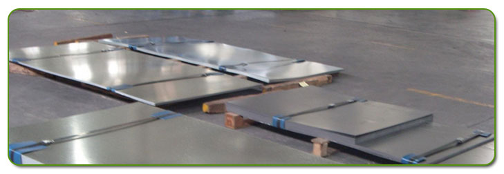 Stainless Steel 304/ 304L Plate Stock At Our Factory
