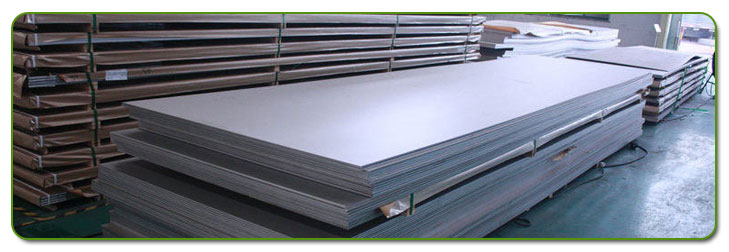 Stainless Steel 347 Plate Stock At Our Factory