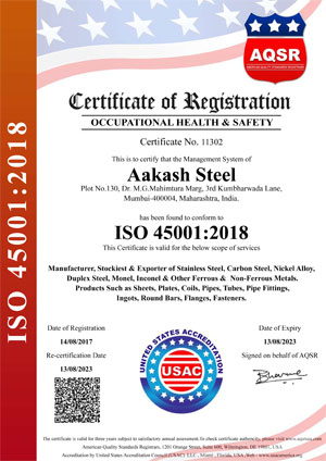 ISO 45001:2015